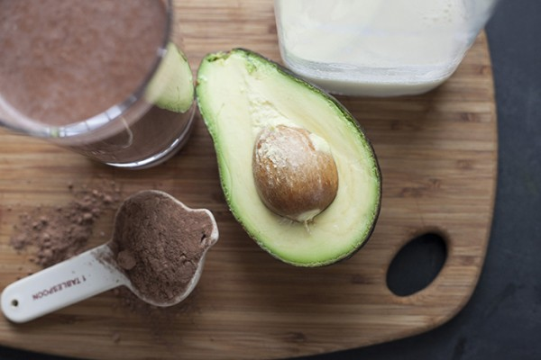 cocao-avocado-smoothie