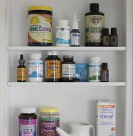 In My (Spring) Medicine Cabinet