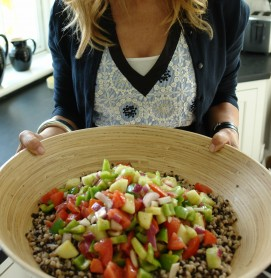 farro-lentil-salad