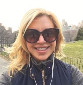 Holli Central Park Running